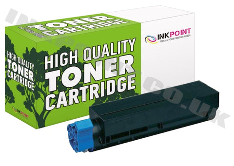 Compatible Oki 44992402 Black Toner Cartridge B401