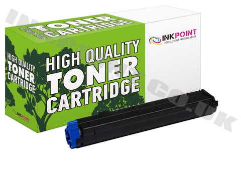 Compatible Oki 43979102 Black Toner Cartridge B430