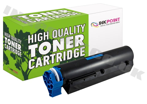 Compatible Oki 44574702 Black Toner Cartridge B431