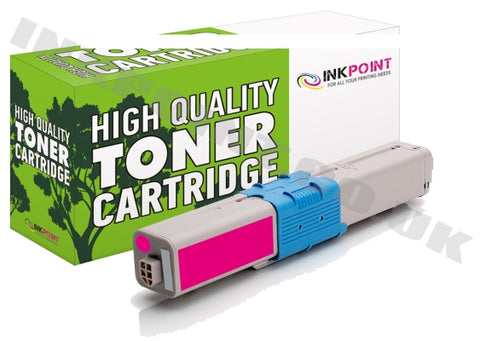 Compatible OKI C 510 530 Magenta Toner Cartridge