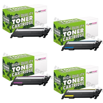 Compatible Samsung 407 Multipack Of 4 Toner Cartridges