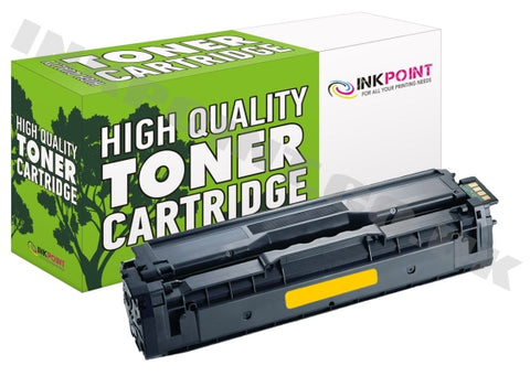 Compatible Samsung 504 Yellow Toner Cartridge CLT-Y504S