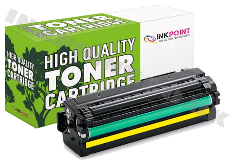 Compatible Samsung 506 Yellow Toner Cartridge CLT-Y506L