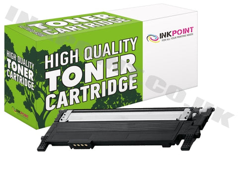 Compatible Samsung 406 Black Toner Cartridge CLT-K406S