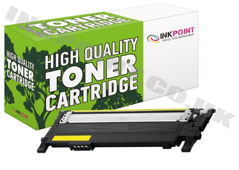 Compatible Samsung 406 Yellow Toner Cartridge CLT-Y406S