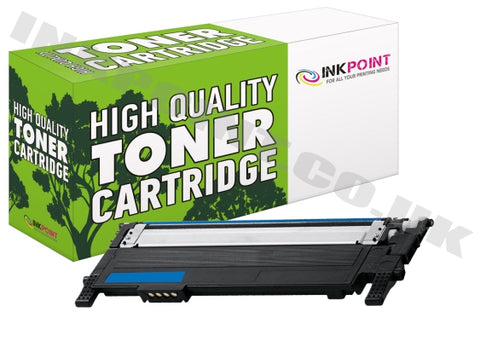 Compatible Samsung 404 Cyan Toner Cartridge CLT-C404S