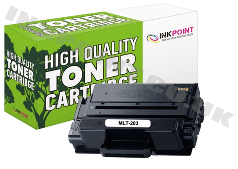 Compatible Samsung MLT-D203E Black Toner Cartridge