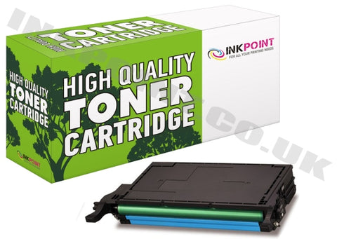 Compatible Samsung 508L Cyan Toner Cartridge