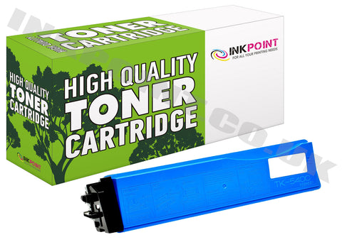 Compatible Kyocera TK540 Cyan Toner Cartridge