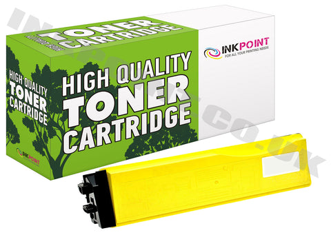 Compatible Kyocera TK540 Yellow Toner Cartridge