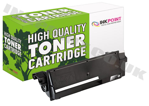Compatible Kyocera TK580 Black Toner Cartridge