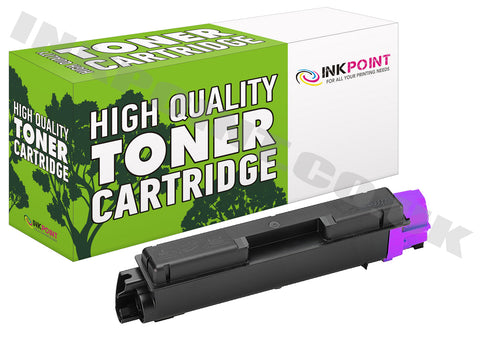 Compatible Kyocera TK580 Magenta Toner Cartridge