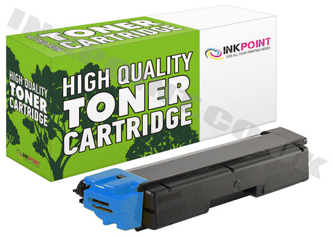 Compatible Kyocera TK590 Cyan Toner Cartridge
