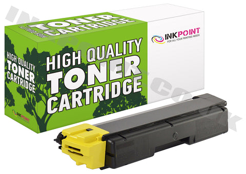 Compatible Kyocera TK590 Yellow Toner Cartridge