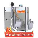 Automated Wood Pellet Boilers Biomass cheap fuel central heating heat hot water