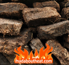 Peat turf for central heating boiler stove fireplace madaboutheat UK GB France Ireland NI Wales Scotland England png