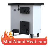 Multi fuel coal wood stove cooker madaboutheat