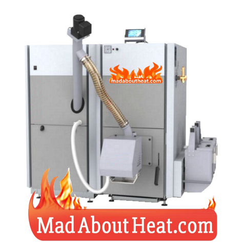 Deki biomass wood pellet boiler swimming pool heater madaboutheat