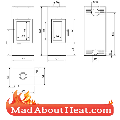 kktv schematic drawing diagram freestanding stoves for sale UK madaboutheat