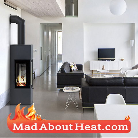 Stoves that look different unusual design fire place stove madaboutheat
