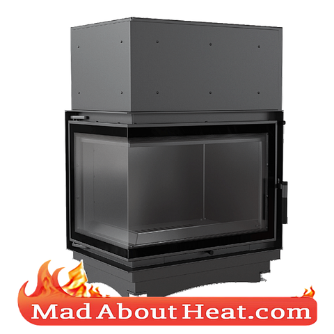 corner left sided stove insert fire place back boiler for sale madaboutheat.com