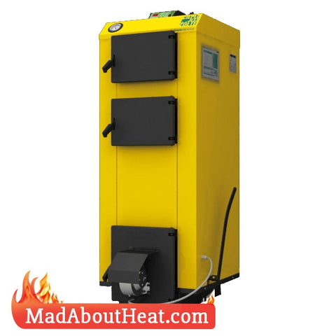 WBi 40 kW Solid Fuel Biomass Central Heating Boiler