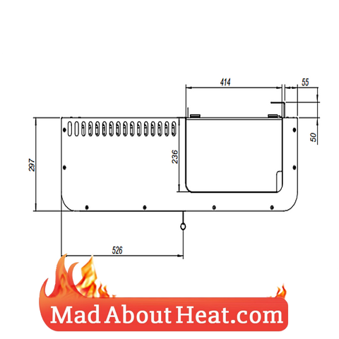 Stoves wood pellet burners biomass heater madaboutheat.com