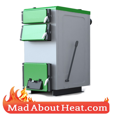 TWB 15kW Manual Multi Fuel Biomass & Coal Hot Water Boiler