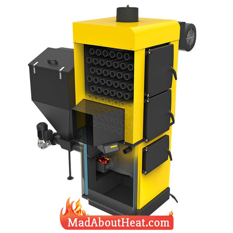 ABI 50kW space heater hot air blower warehouse heater madaboutheat