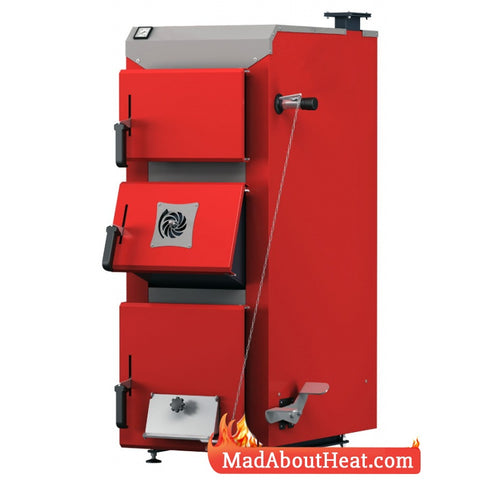DWB 30kW Biomass Manual Wood Burner For Central Heating