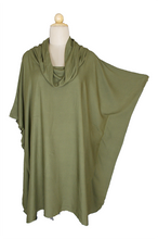 Load image into Gallery viewer, COWL NECK LAGENLOOK VISCOSE KAFTAN SIZE 22-32