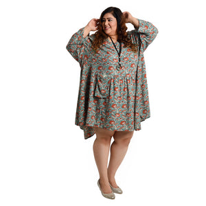 Aruba Oversized Tunic Size 22 to 32 H1