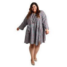 Load image into Gallery viewer, Aruba Oversized Tunic Size 22 to 32 H3