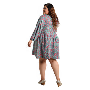 Aruba Oversized Tunic Size 22 to 32 H3