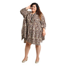 Load image into Gallery viewer, Aruba Oversized Tunic Size 22 to 32 H2