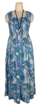 Load image into Gallery viewer, Viscose Maxi Dress UK One Size 14-24 E55