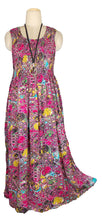 Load image into Gallery viewer, Viscose Maxi Dress UK One Size 14-24 E68