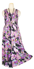 Load image into Gallery viewer, Viscose Maxi Dress UK One Size 14-24 E69