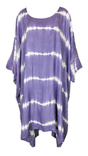 Load image into Gallery viewer, TIE DYE Short Sleeve Kaftan 24 to 34