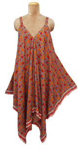 Viscose Butterfly Dress Size 18 - 28 B7