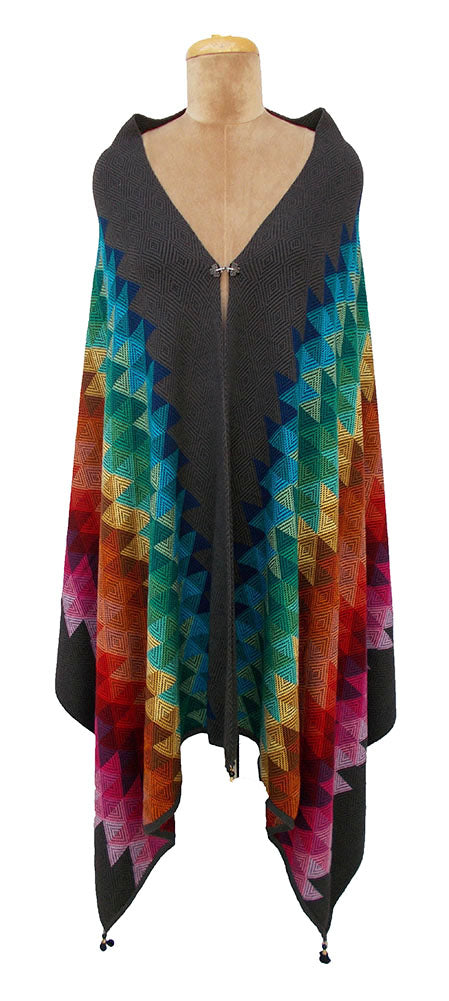 Retro Knitted Shrug One Size Fits All C33