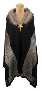 Retro Knitted Shrug One Size Fits All C51