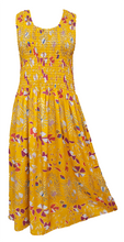 Load image into Gallery viewer, Viscose Maxi Dress UK One Size 14-24 EM20