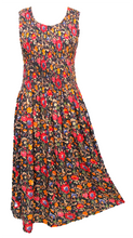 Load image into Gallery viewer, Viscose Maxi Dress UK One Size 14-24 EM5