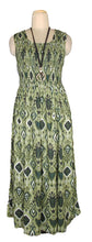 Load image into Gallery viewer, Viscose Maxi Dress UK One Size 14-24 E26