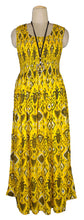 Load image into Gallery viewer, Viscose Maxi Dress UK One Size 14-24 E28