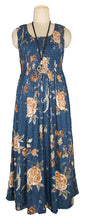 Load image into Gallery viewer, Viscose Maxi Dress UK One Size 14-24 E31