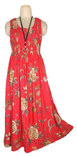 Load image into Gallery viewer, Viscose Maxi Dress UK One Size 14-24 E38