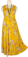 Load image into Gallery viewer, Viscose Maxi Dress UK One Size 14-24 E39