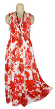Load image into Gallery viewer, Viscose Maxi Dress UK One Size 14-24 E48